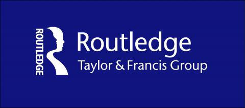 Taylor and Francis/Routledge logo